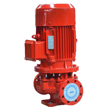 XBC-ISG Single Stage Suction Tunggal Vertikal Inline Fire Fighting Jockey Pump